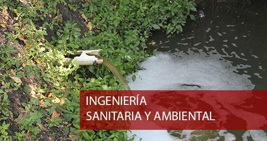 Ingeniero Ambiental y Sanitario: