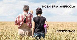 Ingeniero Agrícola Ambiental: