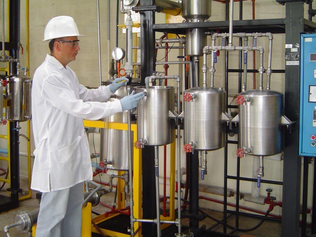 ingeniero fisco nuclear campo laboral