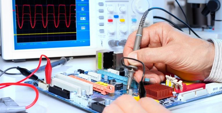 campo laboral de la ingeniería electrónica