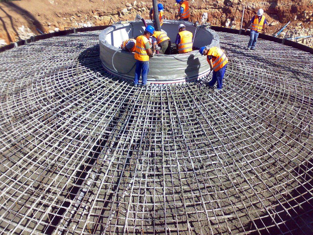 cimentaciones colocadas por geotecnicos