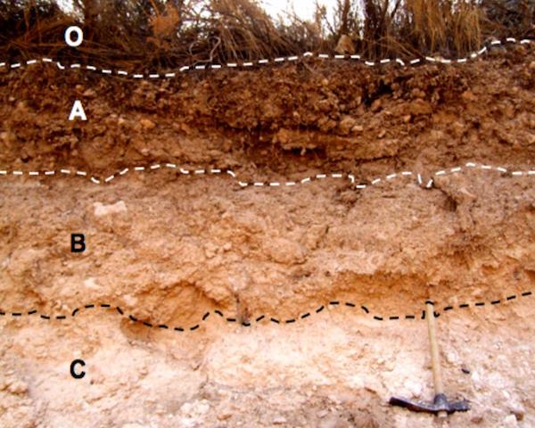 tipos de suelos geoecnia