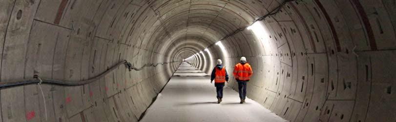 construccion de tuneles geotecnia