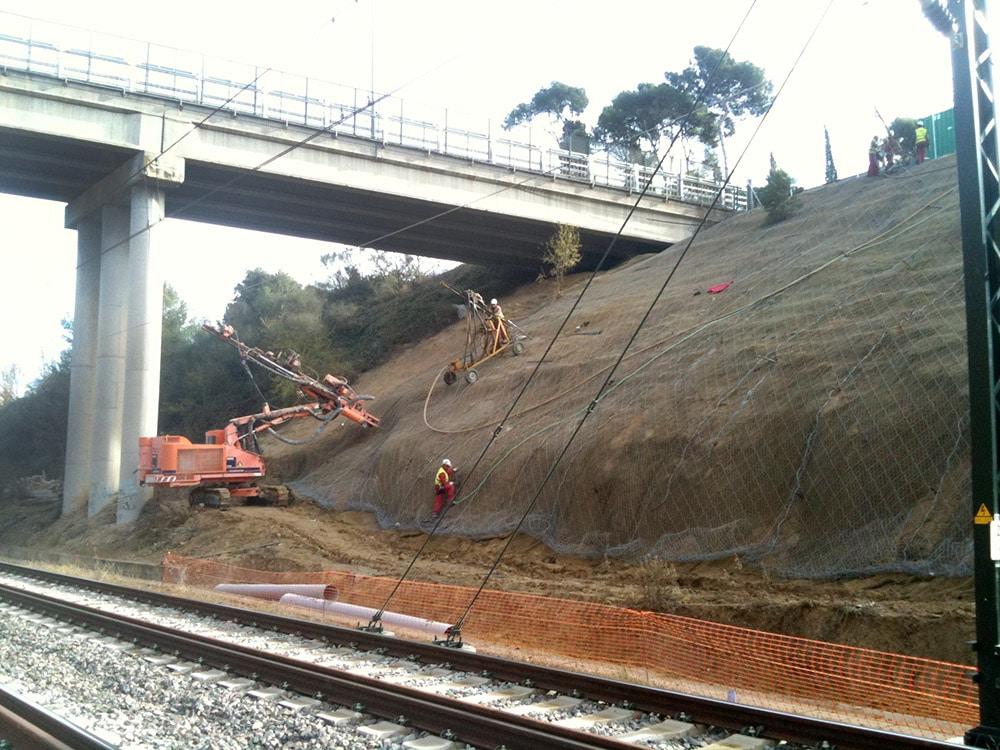 geotecnia en la construccion de puentes