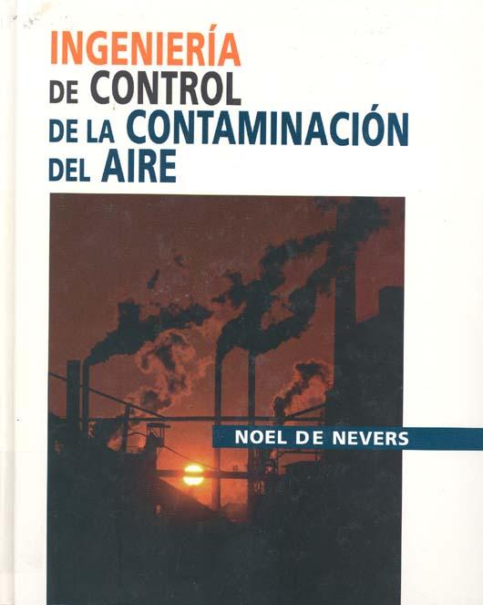 ingenieria de control de la contaminacion del aire libro