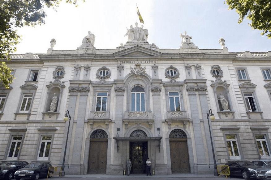 tribunal supremo ingenieria edificacion