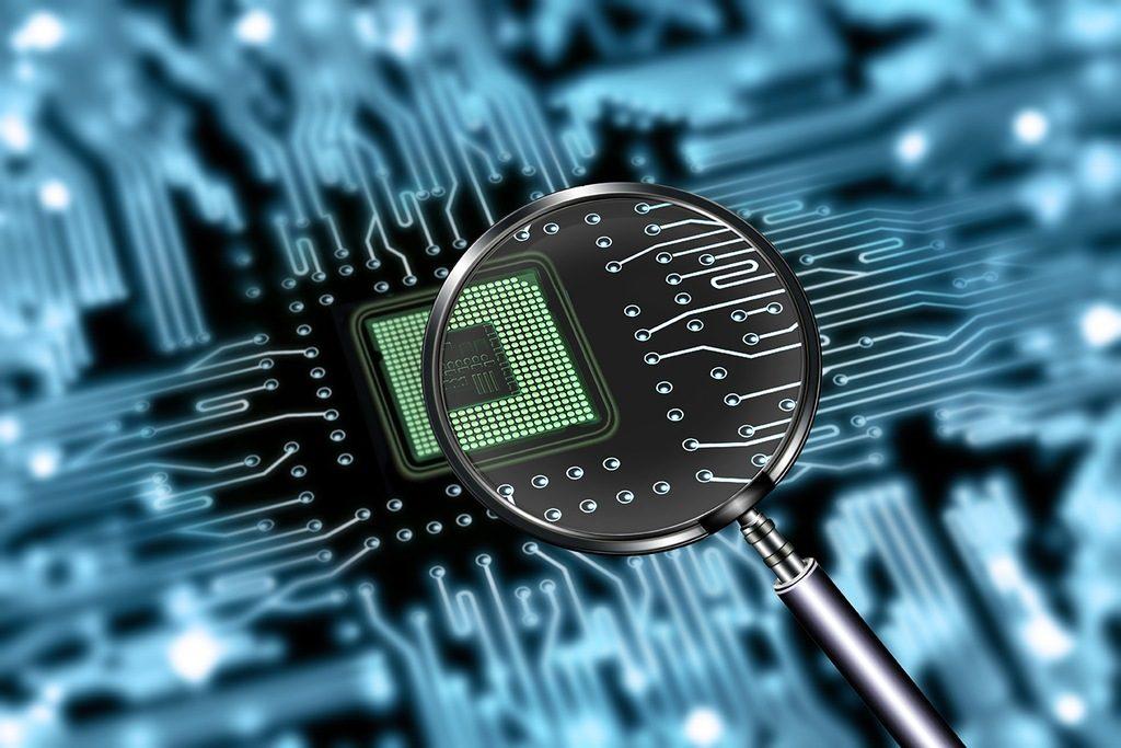 ingenieria en nanotecnologia escala nano chip