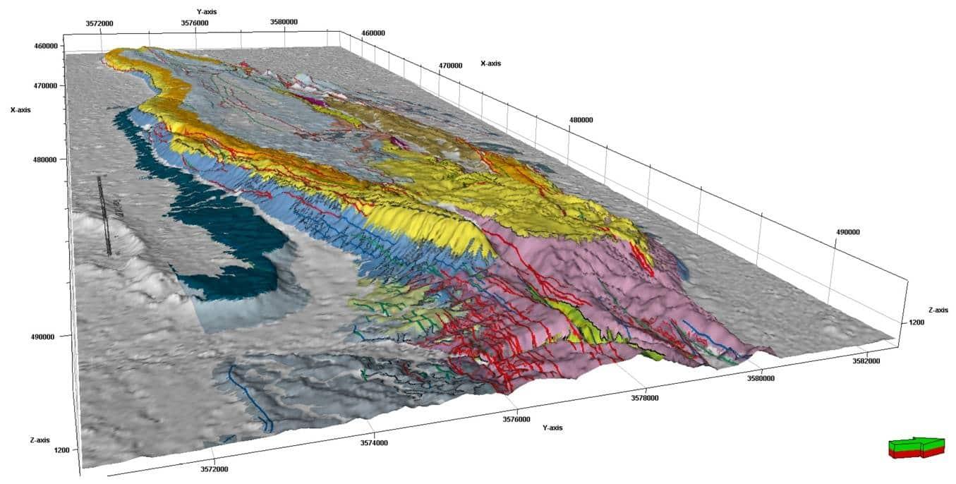 plano tierra geomatica