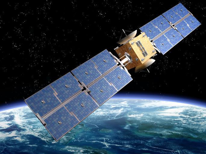 satelite gps ingenieria geomatica