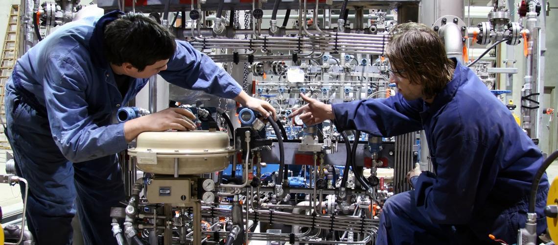 ingenieros mecanicos