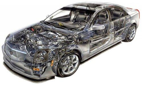 vehiculo ingenieria automotriz