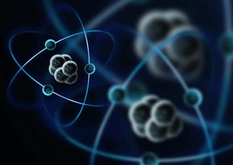 ingenieria nuclear atomos