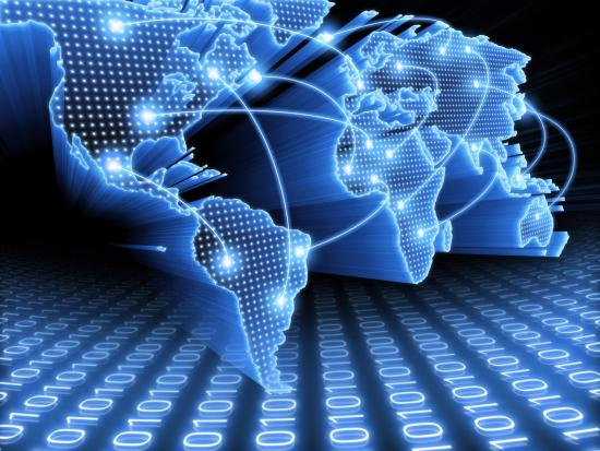 ingenieria telematica envio informacion mundial