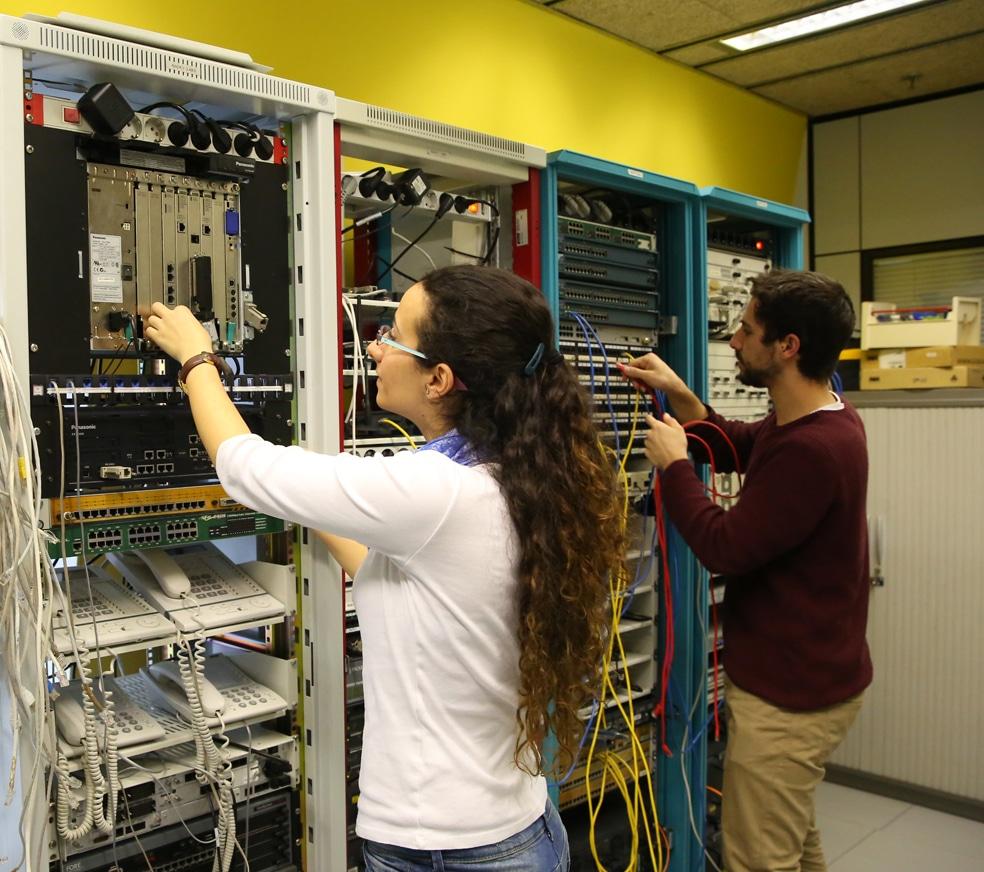 ingenieria telematica mantenimiento