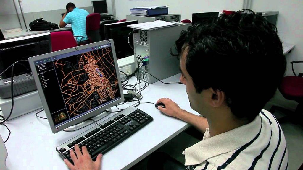 ingeniero telematico trabajo