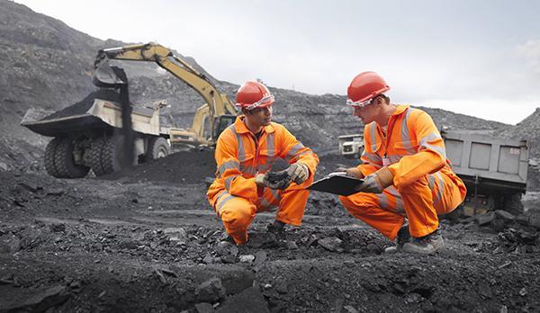 ingenieros mineros