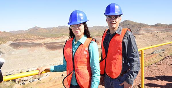 ingenieros en mineria