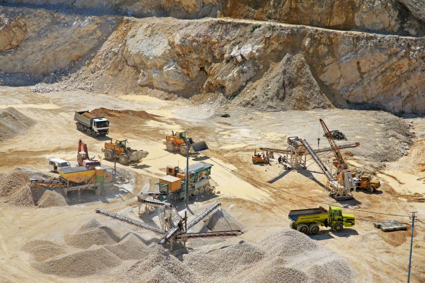 maquinas mineria