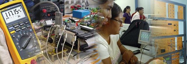 Especialidades en la ingeniería electrónica
