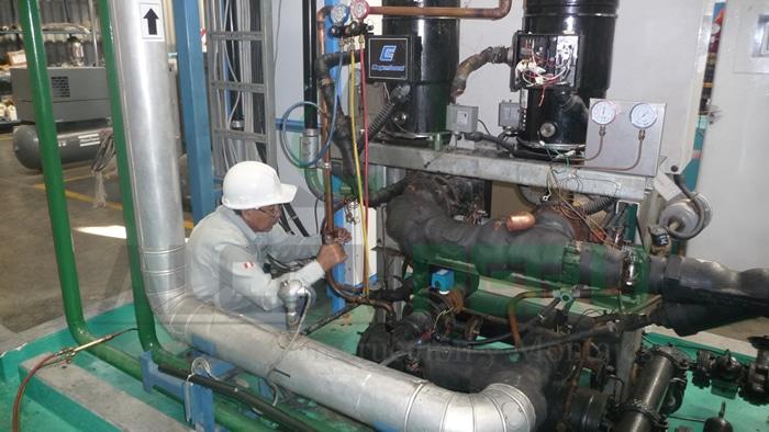 Ingeniería en Refrigeración