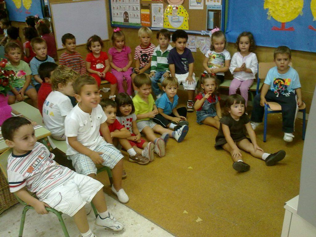 Educación Infantil 9