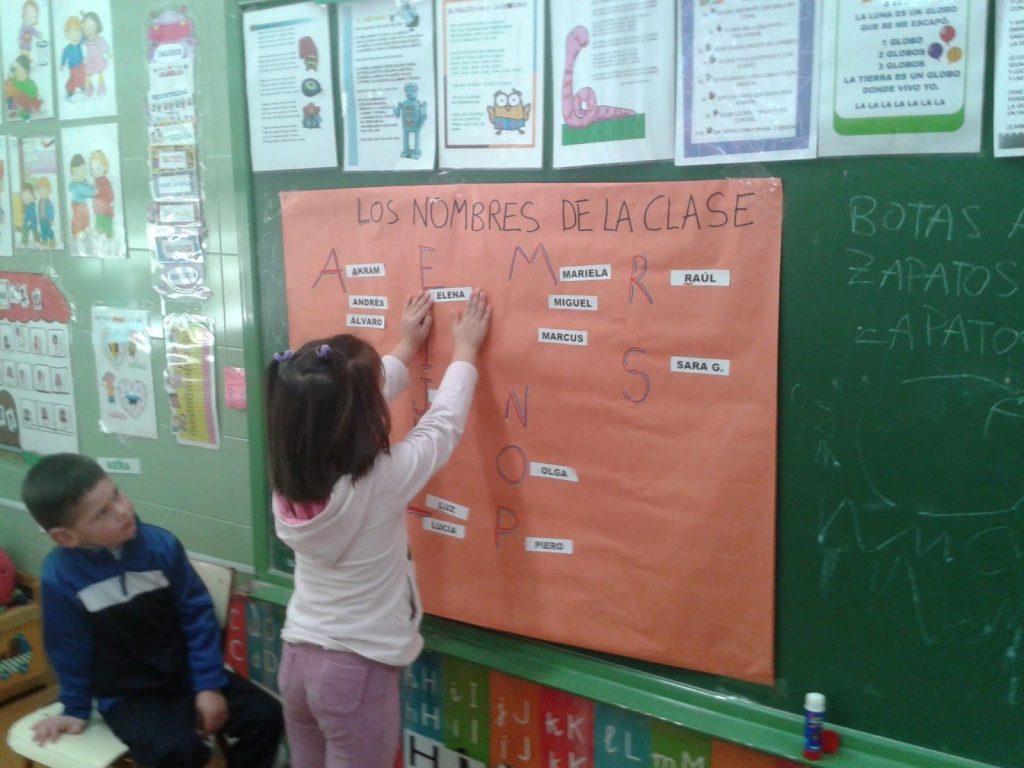 Educación infantil 5