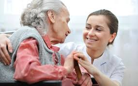 Enfermería geriátrica definición:
