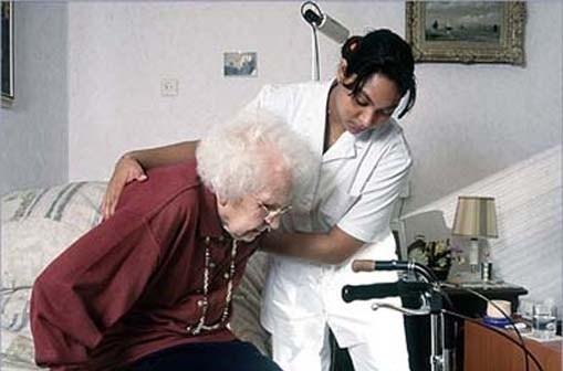 Enfermería geriátrica especialidades: