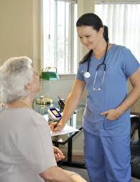 Auxiliar Enfermería geriátrica: