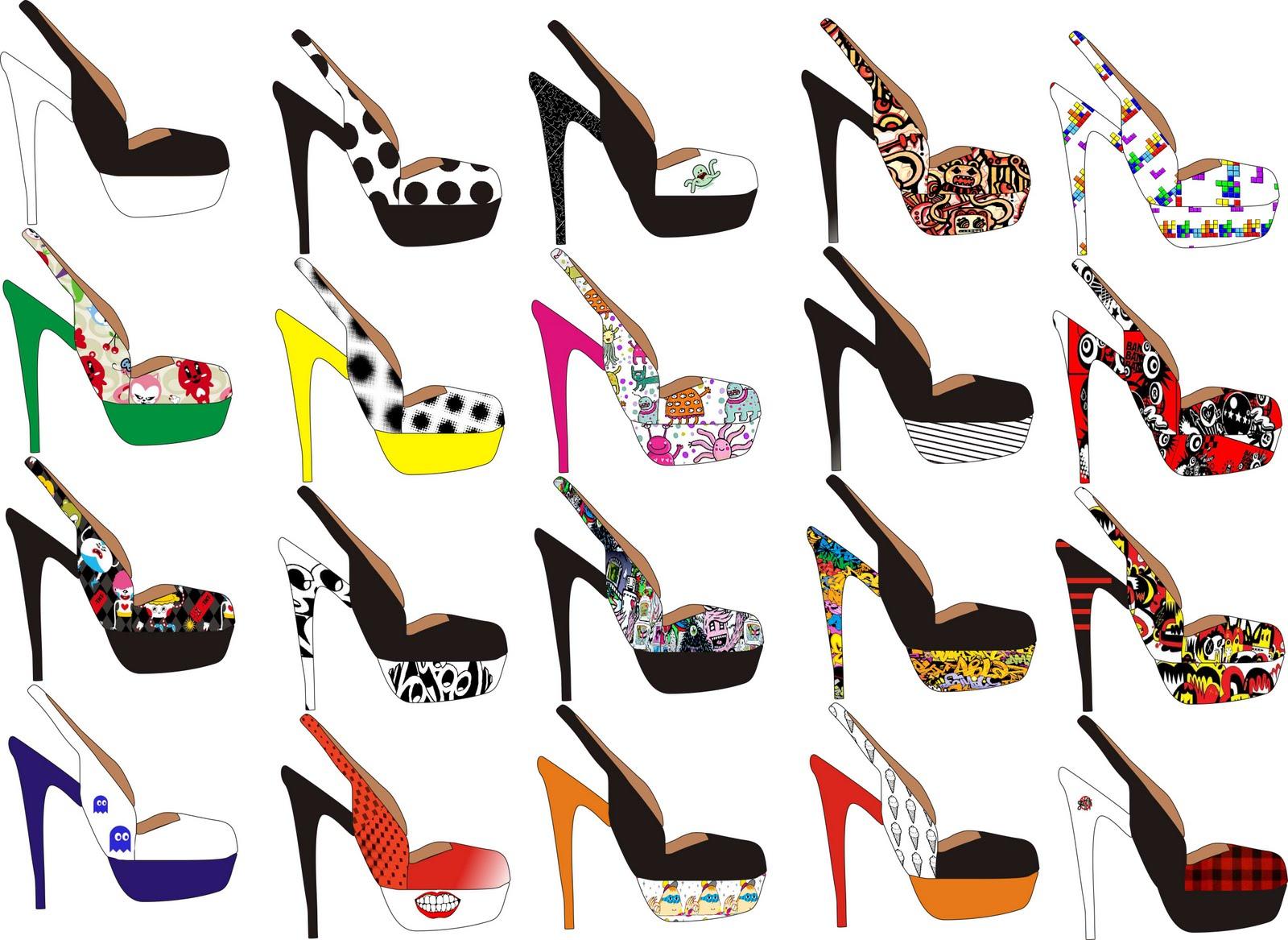diseñador de calzado