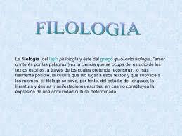 Filología Hispánica