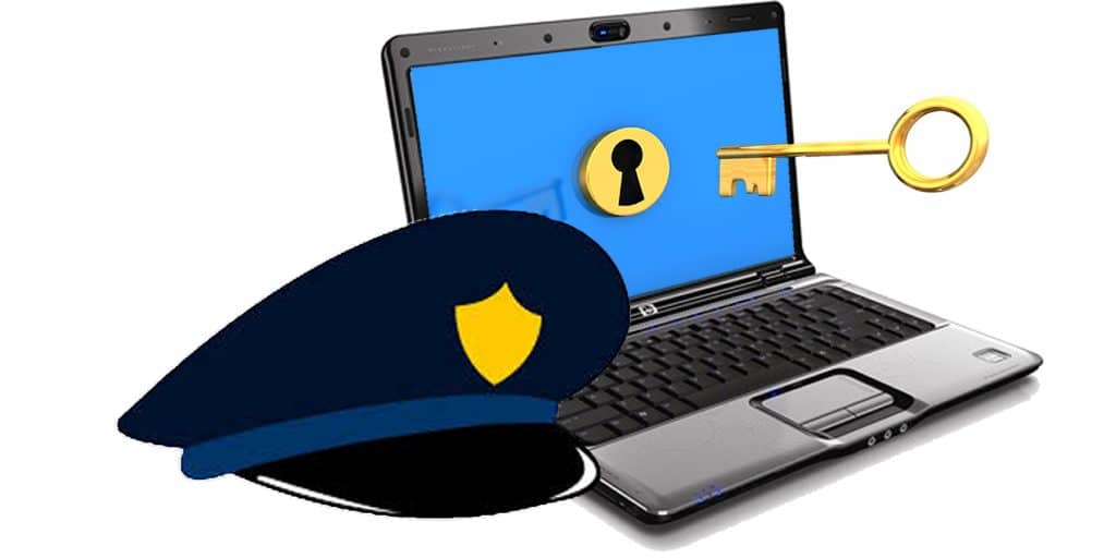 policía cibernética 1