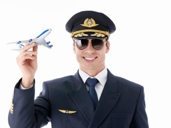 Piloto de aviación