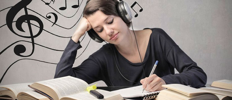 Consejos para estudiar con música