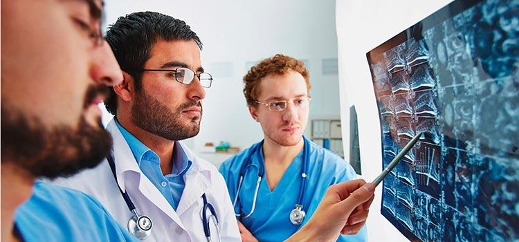 Carrera técnica mejor pagada: radiología