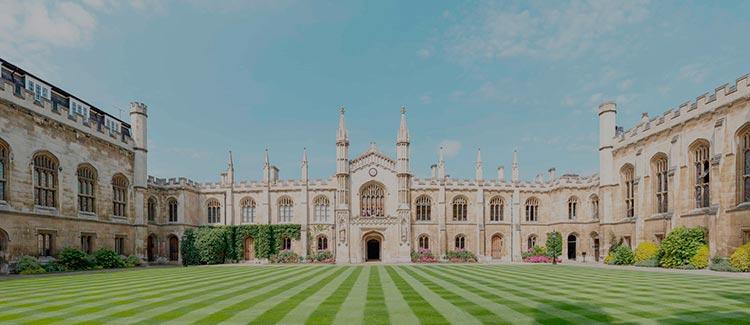 La universidad de Cambridge es considerada una de las más completas del top de mejores universidades